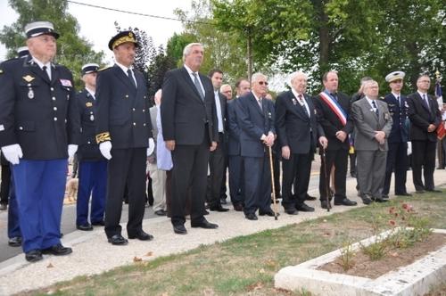 * 12 septembre Commémoration 2015 de la Jonction 1DFL / 2e DB à Nod sur Seine !