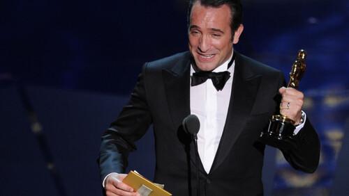Cinq Oscars pour The Artist!!!