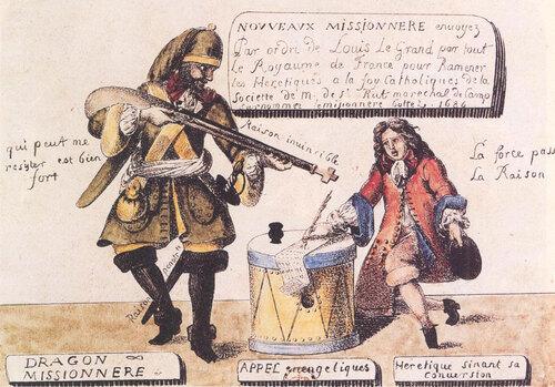Ianne Rutaut, petite protestante du XVIIIe