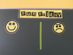 Fun Friday ou comment motiver collectivement les élèves au calme et au silence ?