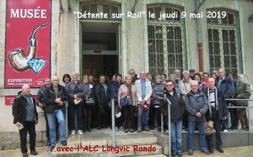 """""""Détente sur Rail"""" - Jeudi 09 mai 2019 - L'après-midi"""