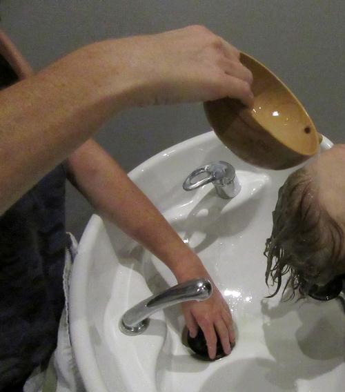 Chez Zora Coiffure, j'ai testé la Thalassotherapy d'Eksperience....