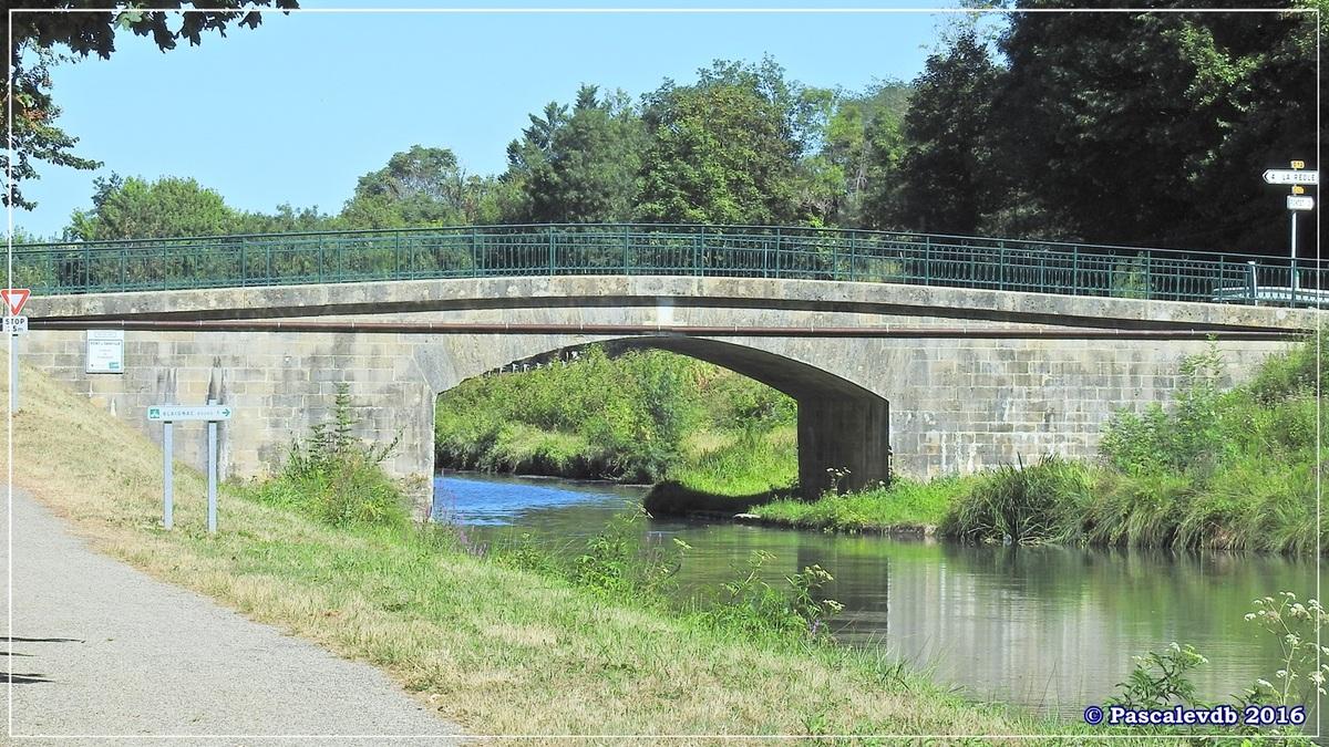 Le long du canal latéral à la Garonne - Août 2016 - 8/12