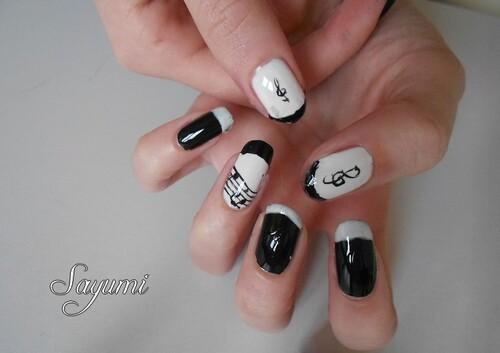 Nail Art Musical