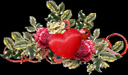♥♥♥ Joyeuse St Valentin à tous ..♥♥♥