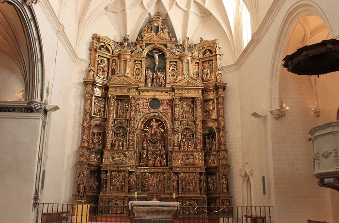 COLLÉGIALE SANTA-MARIA LA MAYOR   ALQUÉZAR - SIERRA DE GUARA (2/2)