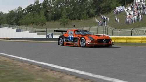 MP Sports Mercedes - Mercedes AMG SLS