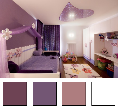 good encore une chambre de jeune fille dans les tons. Black Bedroom Furniture Sets. Home Design Ideas