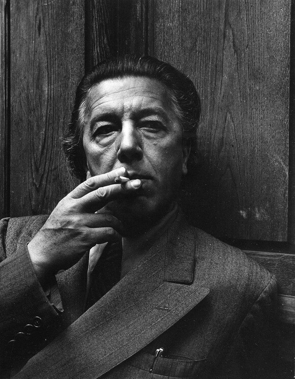 André Breton Photo Izis PointoPoint