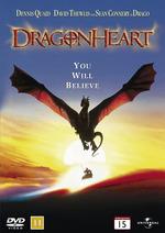 DVD - Dragonheart 1, 2 et 3