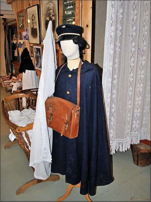 Costumes d'époque (Vieux métiers d'Argol)