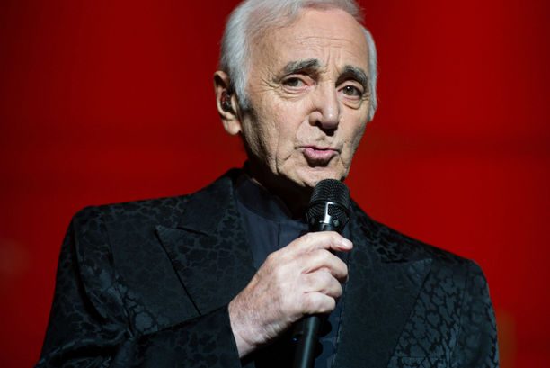 22 mai 1924 - 22 mai 2015 comment pourrait-on oublier les 91 ans de Charles Aznavour *** BON ANNIVERSAIRE CHARLE