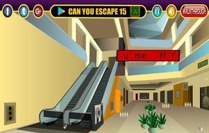 Jouer à Shopping mall escape