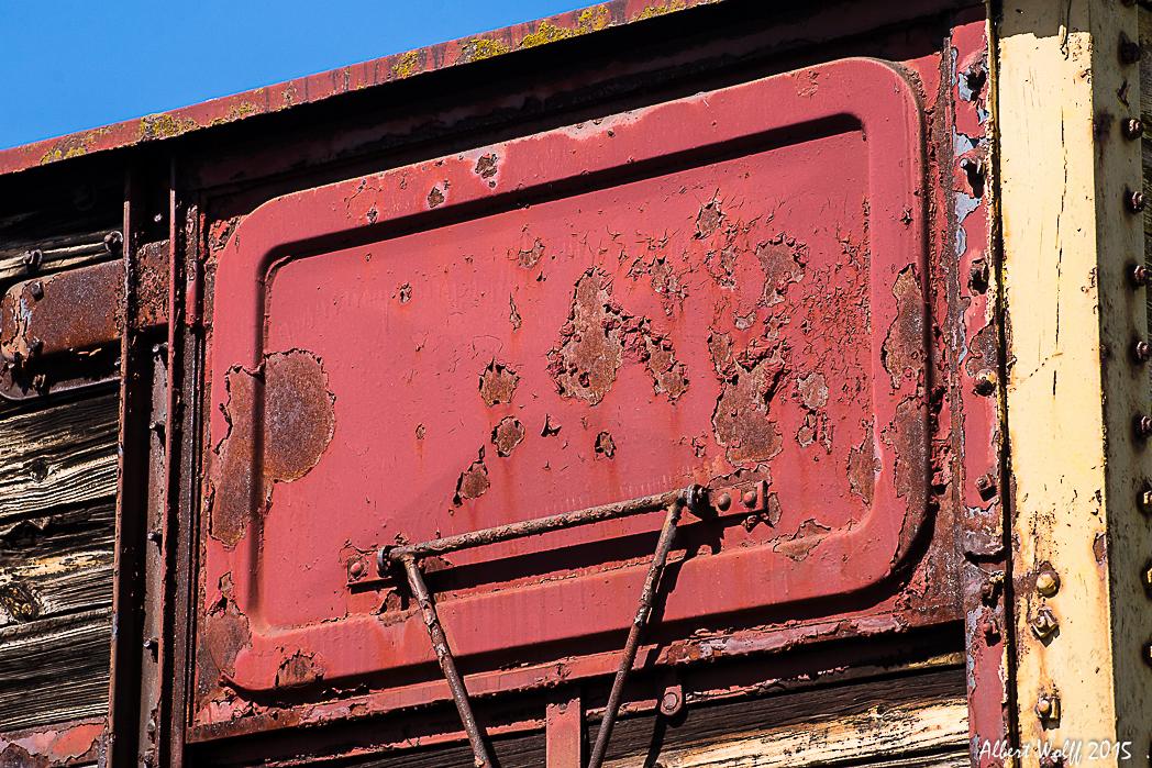 Le vieux wagon