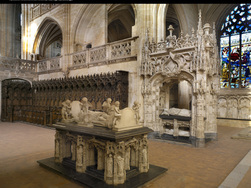 Monastere royal de Brou - Bourg en Bresse