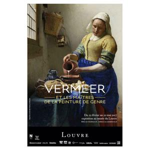 VERMEER, DIVINEMENT LUMINEUX !