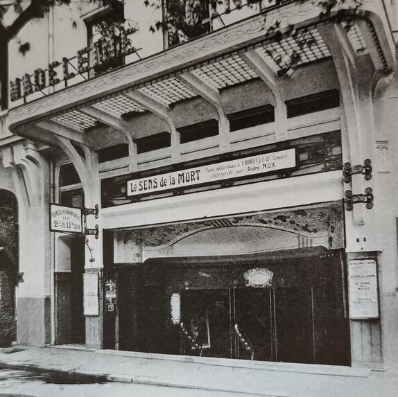 Box-office du Madeleine - De 1934 à 1942