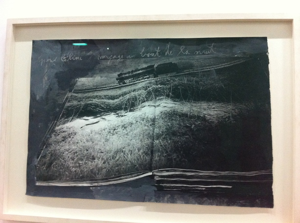L'Exposition Anselm Kiefer