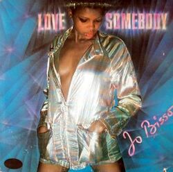 Jo Bisso - Love Somebody - Complete LP