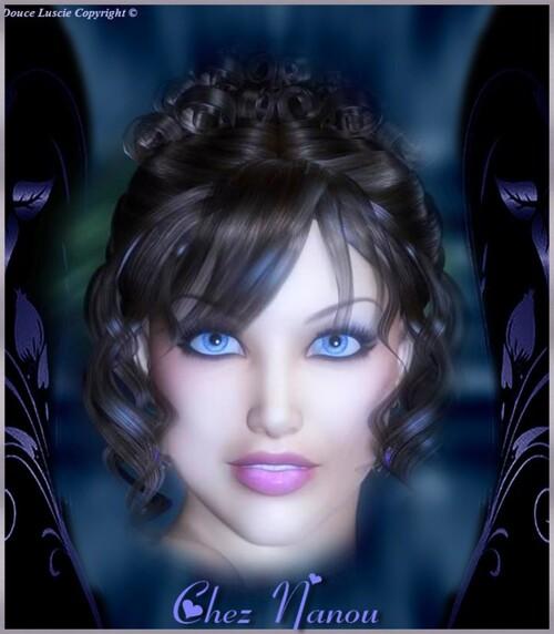 merci Luscie pour cette superbe creation  de mon avatar