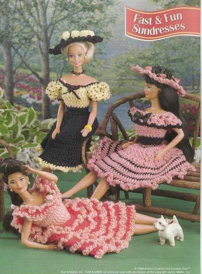 Barbie: les trois soeurs