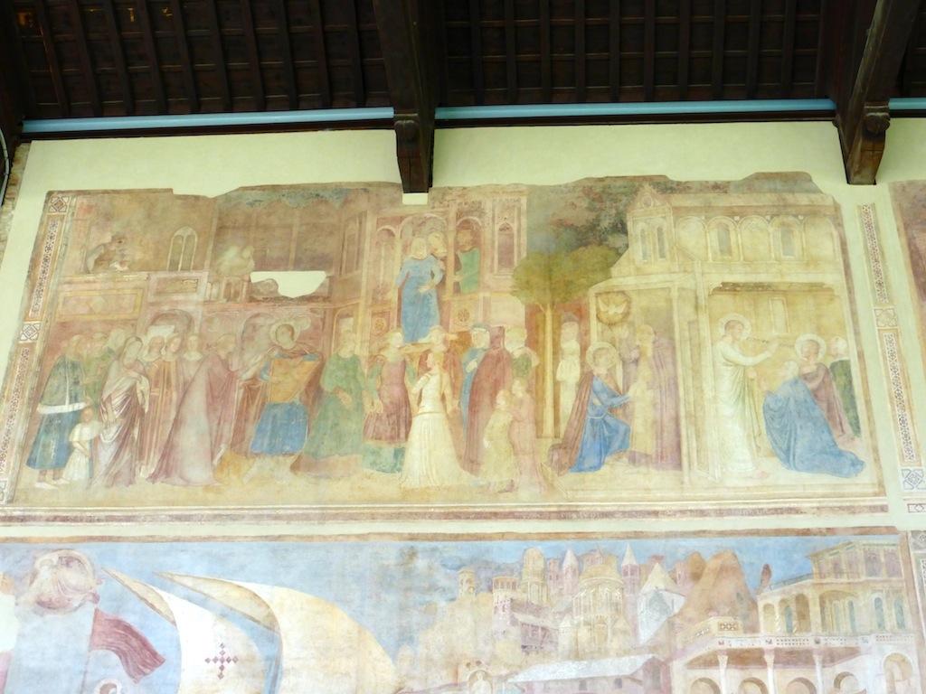 Le Camposanto Monumentale de Pise