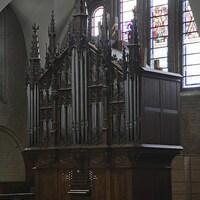 Un facteur d'orgues à Enghien