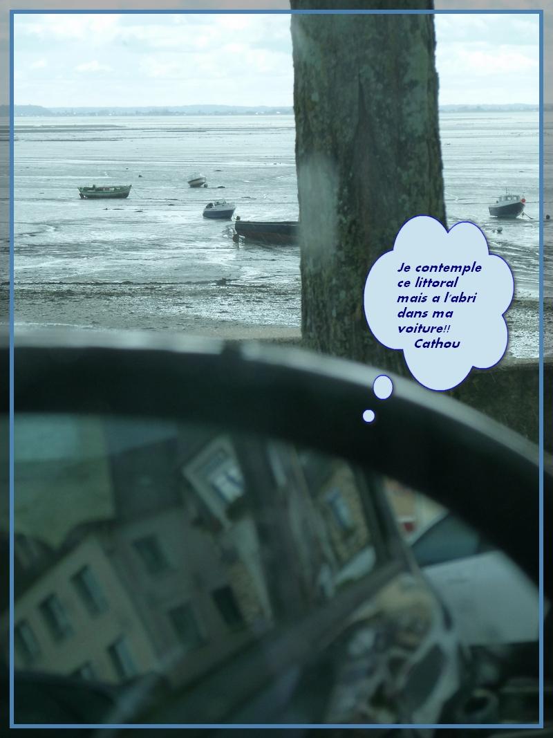 Bon week end. mais attention aux grandes marées.