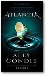 Chronique Atlantia d'Ally Condie
