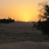 Mauritanie Lever du soleil