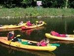 3ème séance de kayak: lundi 3 octobre
