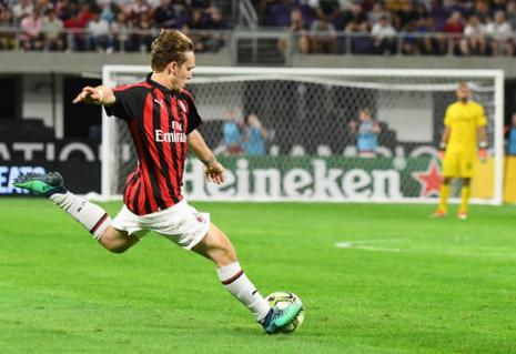 Maillot AC Milan pas cher 2019 Domicile