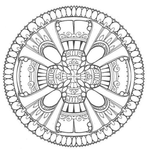 Mandalas (3)