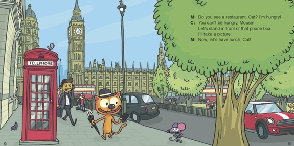 cat and mouse london3