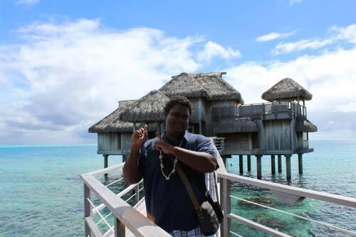 Hilton Bora Bora nui Resort & Spa presidential suite