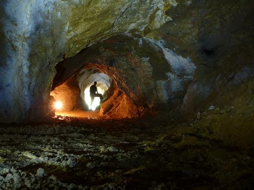 Grotte de l'Ours et du Sablon