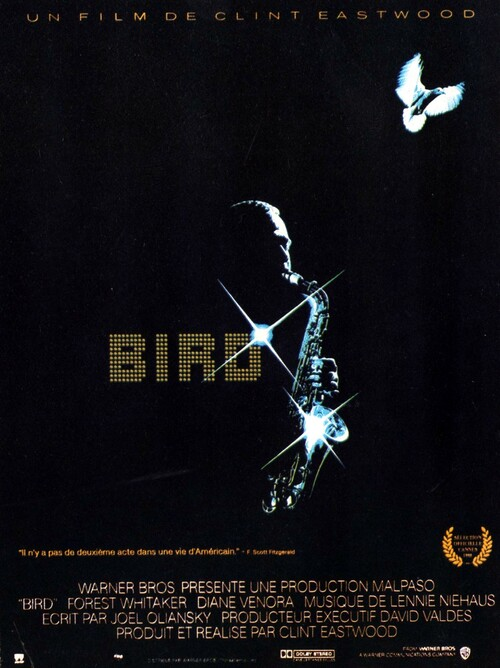 BIRD - BOX OFFICE CLINT EASTWOOD 1988