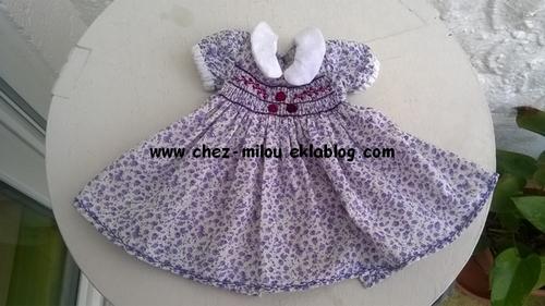 La nouvelle robe d'Alienor