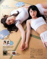 BOMB! Morning Musume Mizuki Fukumura Riho Sayashi