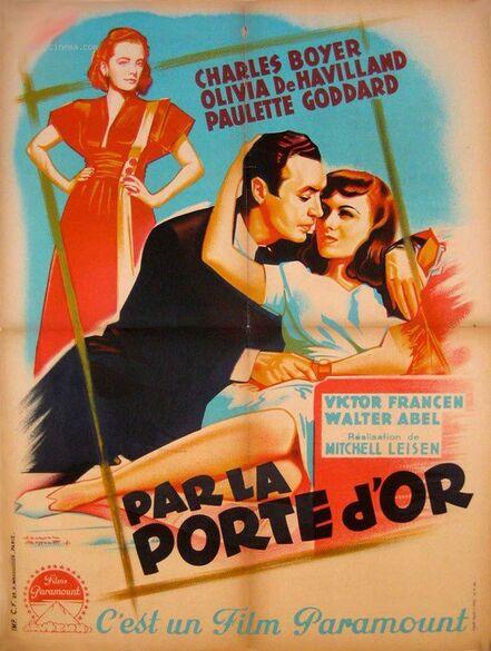 Box-office Paris - Semaine du 1er au 7 novembre 1944