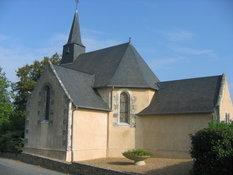 Saint Laurent de la Plaine : Notre-Dame de la Charité