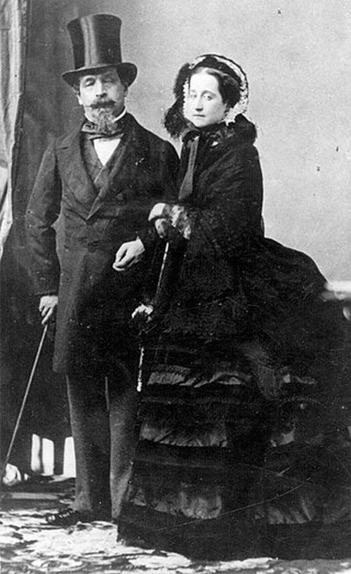11 juillet 1920 : décès d'Eugénie de Montijo