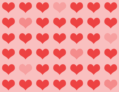 Collection Hearts
