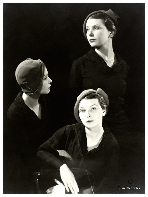 Rose-Wheeler 1925 EMAK BAKIA MAN RAY