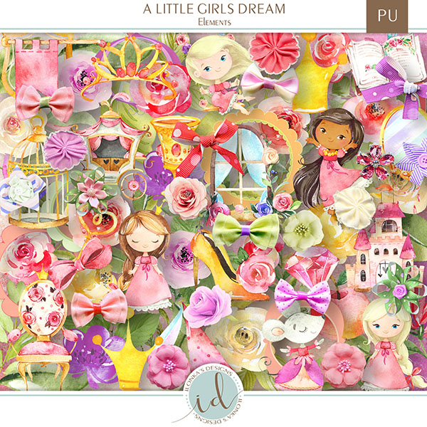 A Little Girls Dream - Release April 29th 2019 Id_ali11