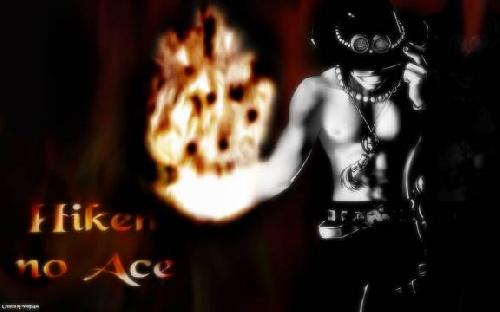 Le frère de Luffy: Portugas D. Ace