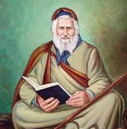On venait chez un rabbi