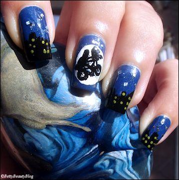 Nailstorming alien