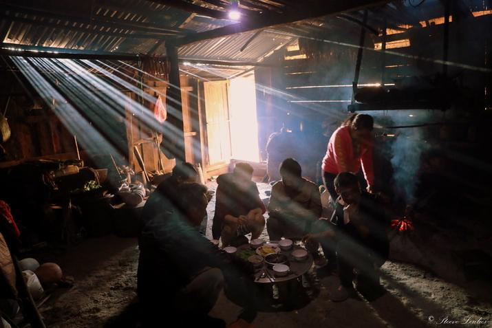 Trek chez les ethnies minoritaires du Nord Laos