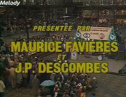 11 avril 2016, une pensée pour Maurice Favières
